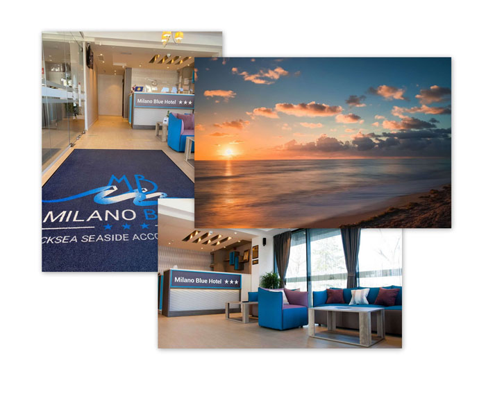 Welcome to Milano Blue Mamaia